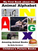 My First Book about the Animal Alphabet