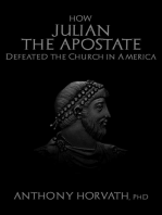 How Julian the Apostate Defeated the Church in America
