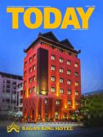 TODAY Tourism & Business Magazine, Volume 23, February, 2016