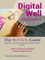 Planning, Writing, and Publishing Business Building Ebooks (Business Owner's Smart and Simple Series, Book 1)