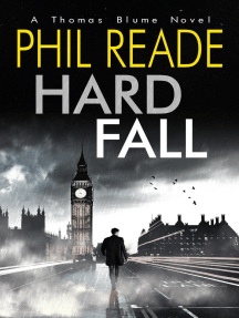 Hard Fall: A Gripping Mystery Thriller: Thomas Blume, #1