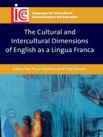 The Cultural and Intercultural Dimensions of English as a Lingua Franca