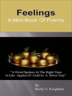 Feelings (A Mini-Book Of Poems)