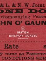 British Railway Tickets