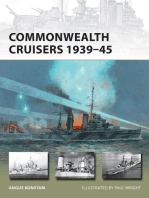 Commonwealth Cruisers 1939–45