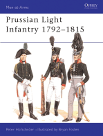 Prussian Light Infantry 1792–1815