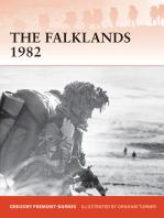 The Falklands 1982