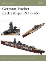 German Pocket Battleships 1939–45