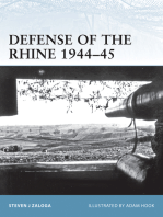 Defense of the Rhine 1944–45