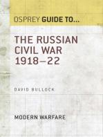 The Russian Civil War 1918–22