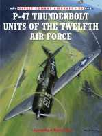 P-47 Thunderbolt Units of the Twelfth Air Force