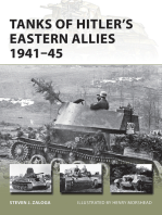 Tanks of Hitler's Eastern Allies 1941–45