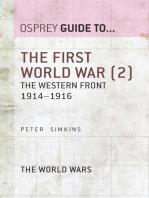 The First World War (2)