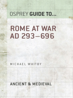 Rome at War AD 293–696
