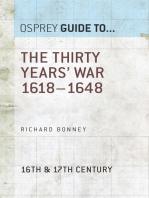 The Thirty Years' War 1618–1648
