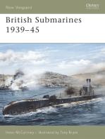British Submarines 1939–45