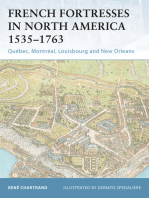 French Fortresses in North America 1535–1763