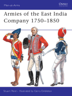 Armies of the East India Company 1750–1850