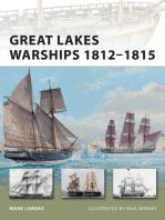 Great Lakes Warships 1812–1815