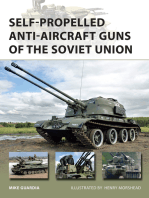 Self-Propelled Anti-Aircraft Guns of the Soviet Union
