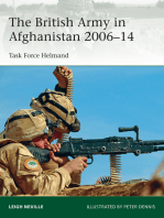 The British Army in Afghanistan 2006–14