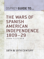 The Wars of Spanish American Independence 1809–29