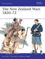 The New Zealand Wars 1820–72