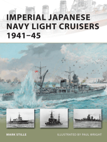 Imperial Japanese Navy Light Cruisers 1941–45