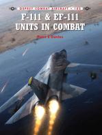 F-111 & EF-111 Units in Combat