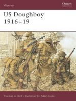 US Doughboy 1916–19