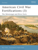 American Civil War Fortifications (3)