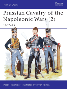 Prussian Cavalry of the Napoleonic Wars (2): 1807–15