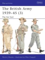 The British Army 1939–45 (3)