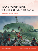 Bayonne and Toulouse 1813–14