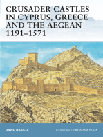 Crusader Castles in Cyprus, Greece and the Aegean 1191–1571