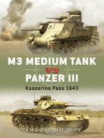 M3 Medium Tank vs Panzer III
