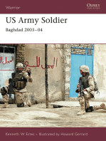 US Army Soldier