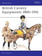 British Cavalry Equipments 1800–1941