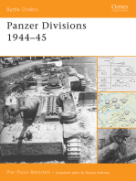 Panzer Divisions 1944–45