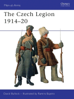 The Czech Legion 1914–20