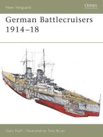 German Battlecruisers 1914–18
