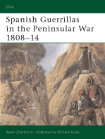 Spanish Guerrillas in the Peninsular War 1808–14