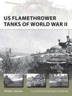 US Flamethrower Tanks of World War II
