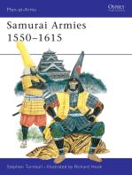 Samurai Armies 1550–1615
