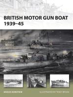 British Motor Gun Boat 1939–45
