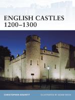 English Castles 1200–1300