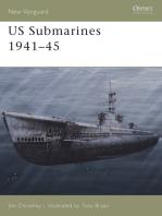 US Submarines 1941–45