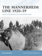 The Mannerheim Line 1920–39