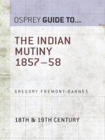 The Indian Mutiny 1857–58