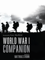 World War I Companion
